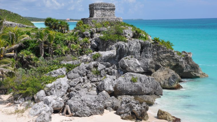 Tulum au Mexique