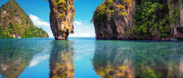 Ao Phang-Nga à Phuket