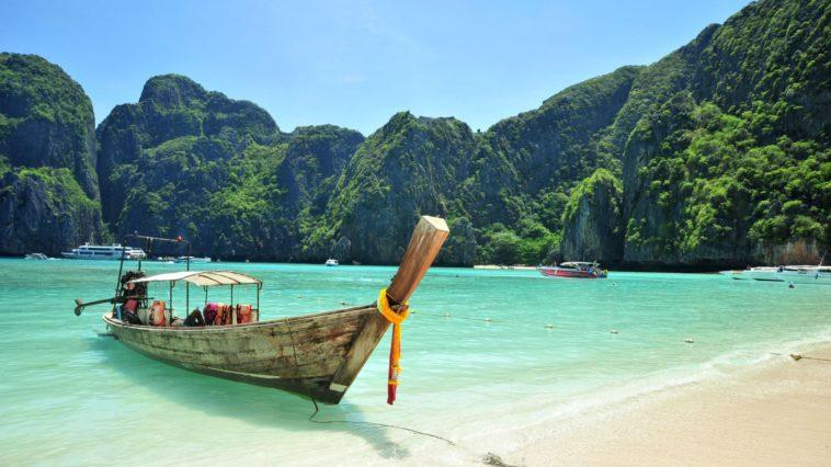 Koh Phi Phi en Thaïlande
