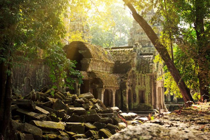 Cambodge, destination soleil de décembre