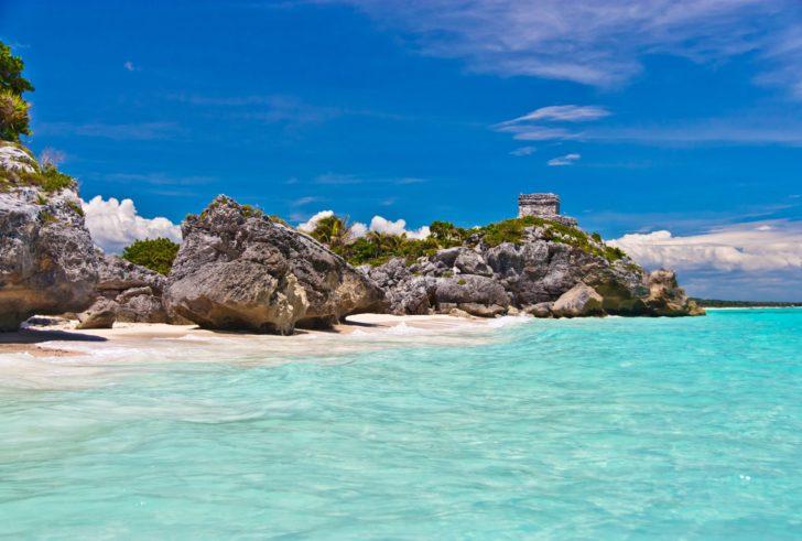 Mexique, destination soleil de décembre