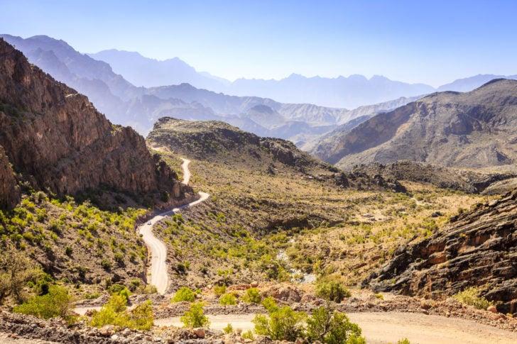 Oman, destination soleil de décembre