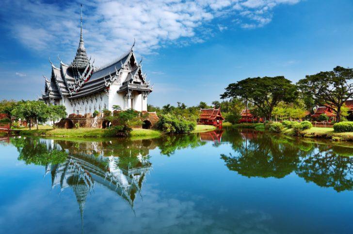 Thailande, destination soleil de décembre