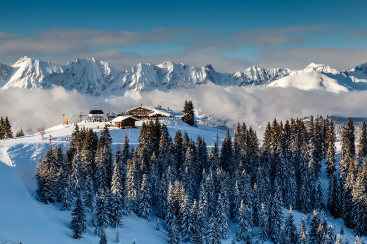 Noël en Savoie