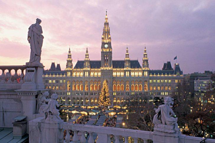 Noël en Autriche