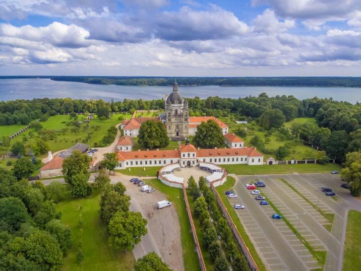 Kaunas en Lituanie, Pays baltes