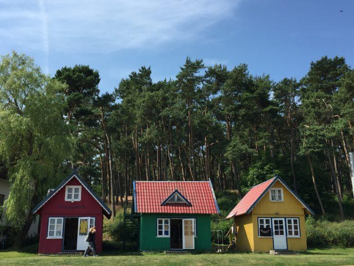 Nida en Lituanie, Pays baltes