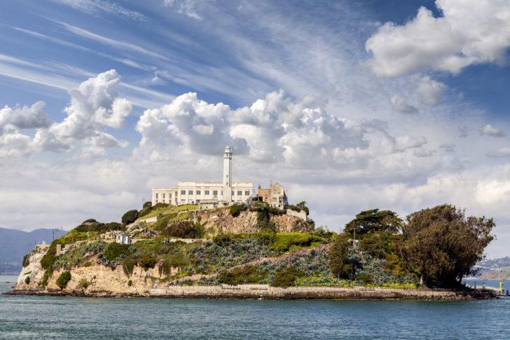 Alcatraz à San Francisco