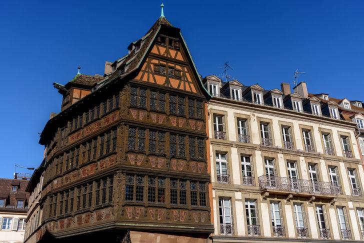 La maison Kammerzell à Strasbourg