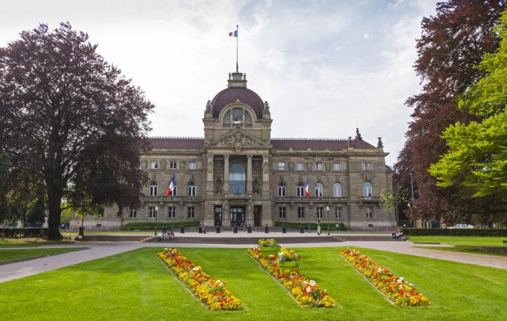 Neustadt à Strasbourg