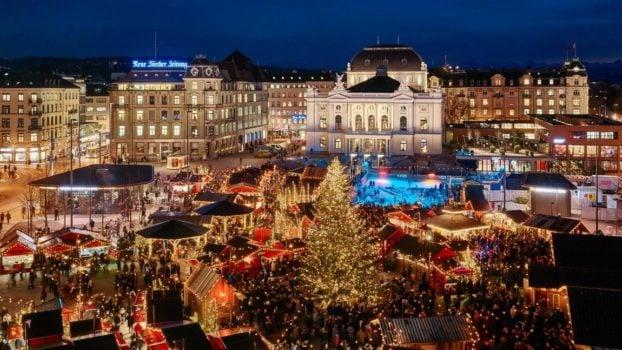Noël en Suisse