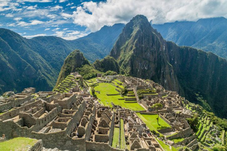 Le nouvel an au Pérou