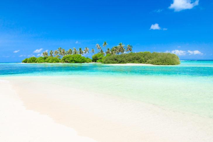 Les Maldives, destination d'hiver