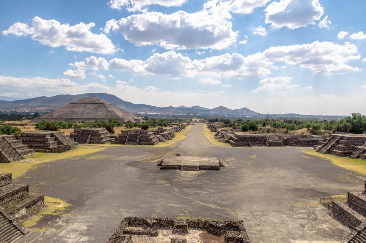 Le Mexique, destination d'hiver