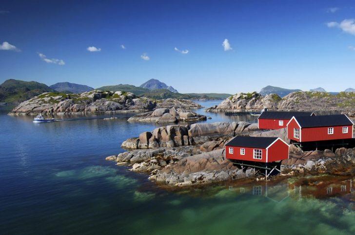La Norvège, destination d'hiver