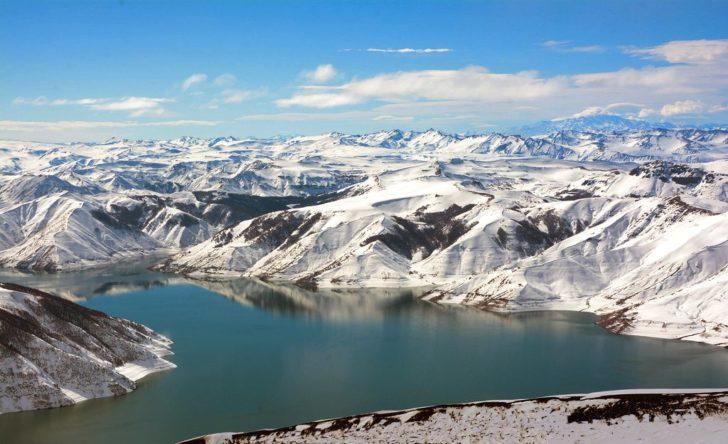 La station de ski Nevados de Chillan au Chili