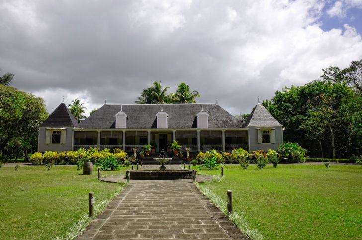 Maison Créole Eureka construite en 1830