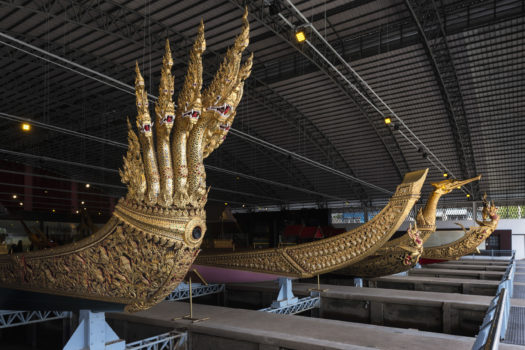 The national museum of royal barge