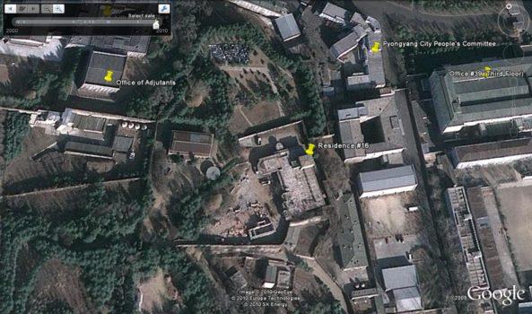 Division 39 Corée du Nord