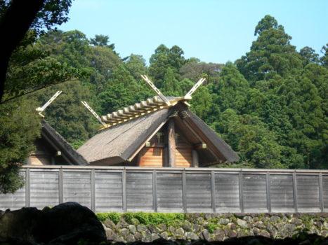 Sanctuaire d'Ise, Japon