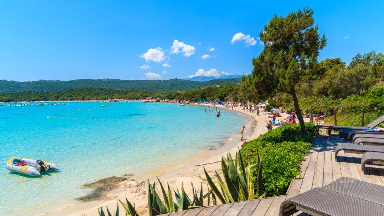 plage de Santa Giulia
