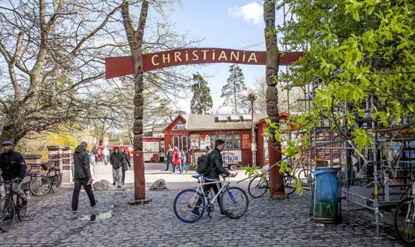 Christiania entrée