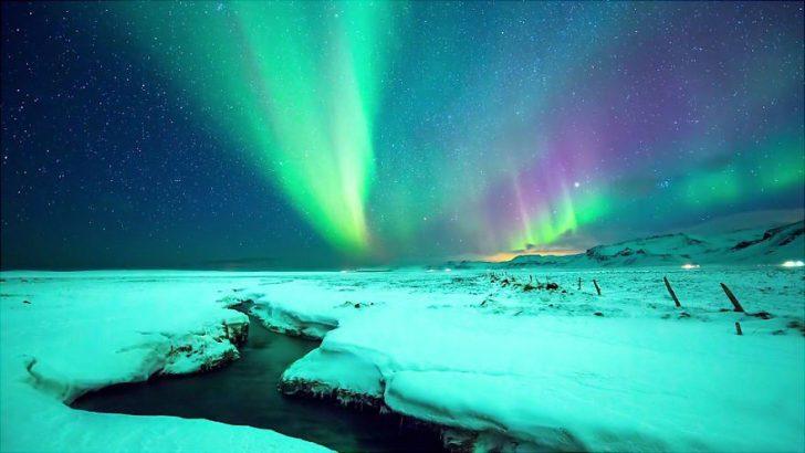 aurore boréale groeland